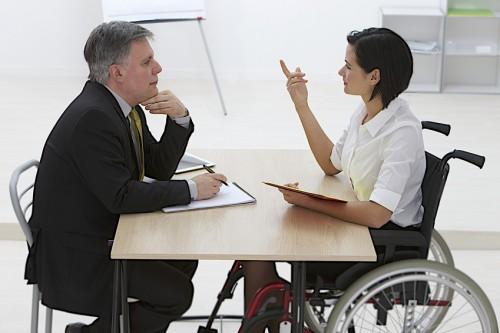 Arbeitsgespräch